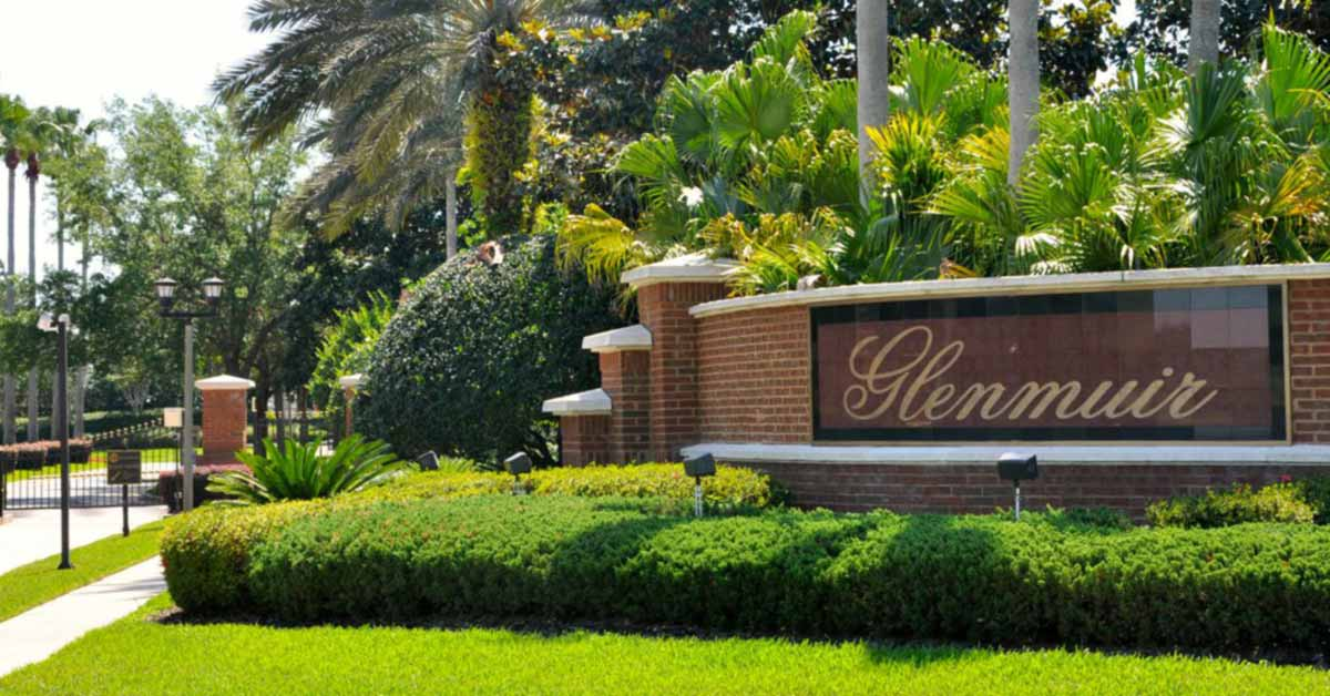 homes for sale glenmuir windermere fl