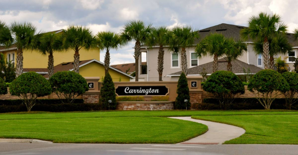 homes for sale carrington townhomes windermere fl