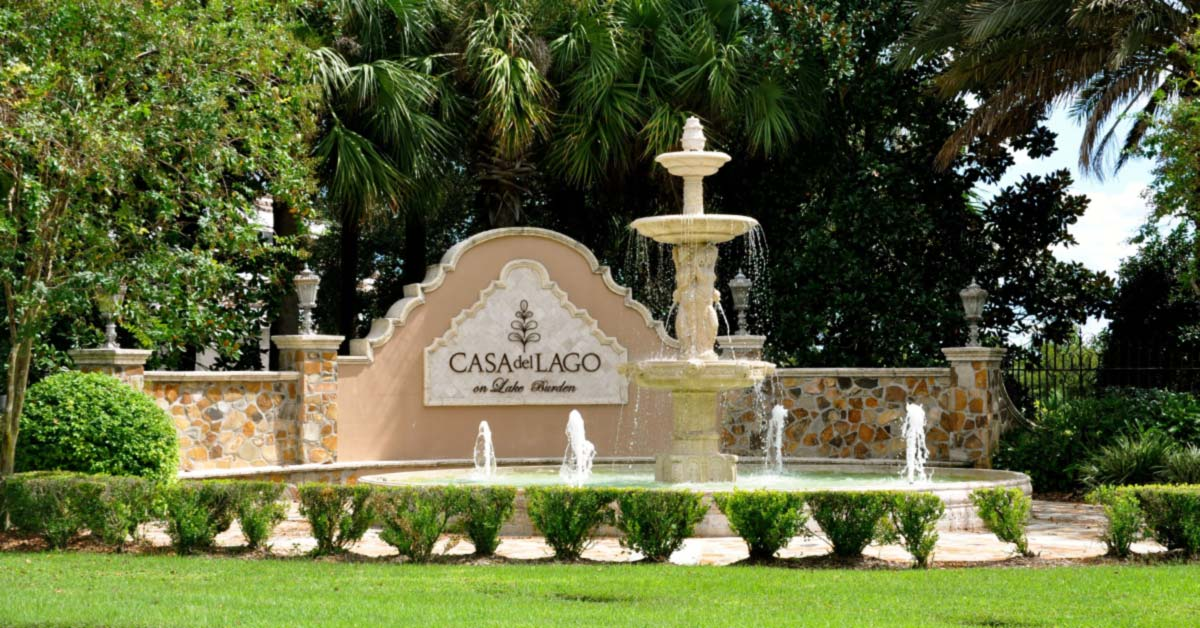 homes for sale casa del lago windermere fl