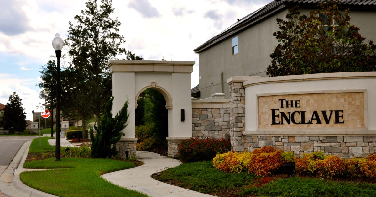 Enclave at Windermere Landing