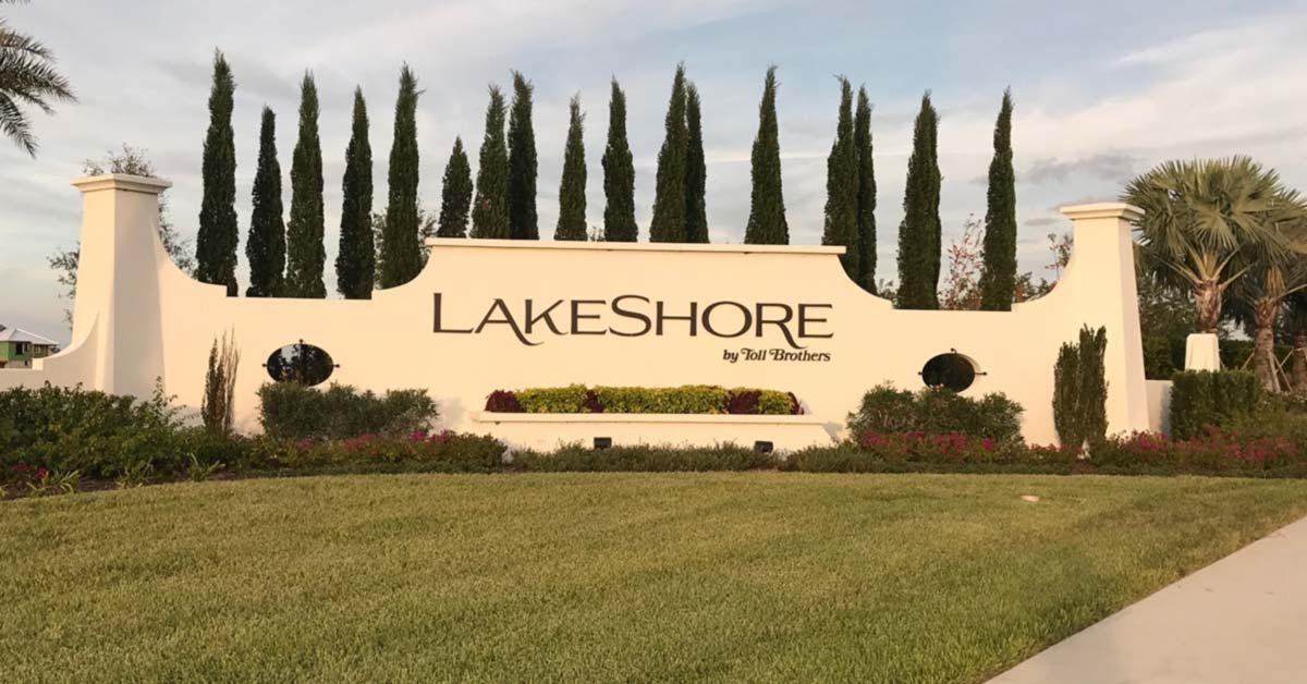 homes for sale lakeshore winter garden fl