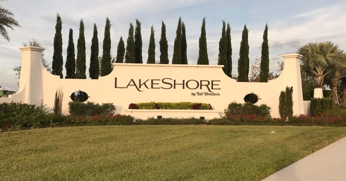 homes for sale lakeshore winter garden fl