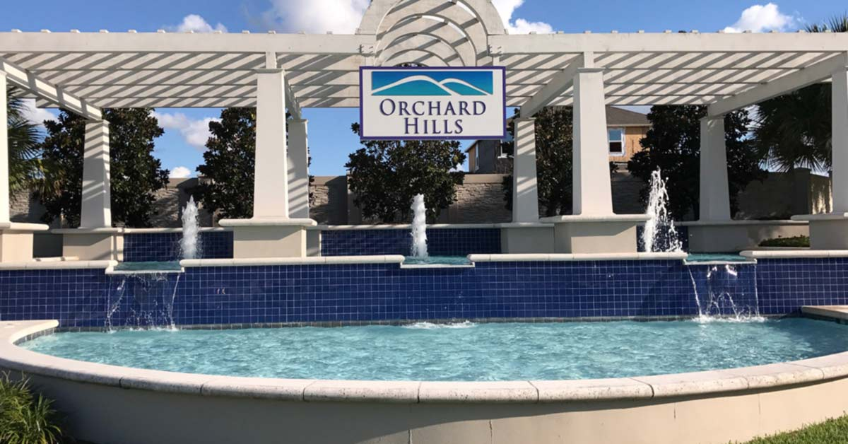 Homes For Sale Orchard Hills Winter Garden Fl