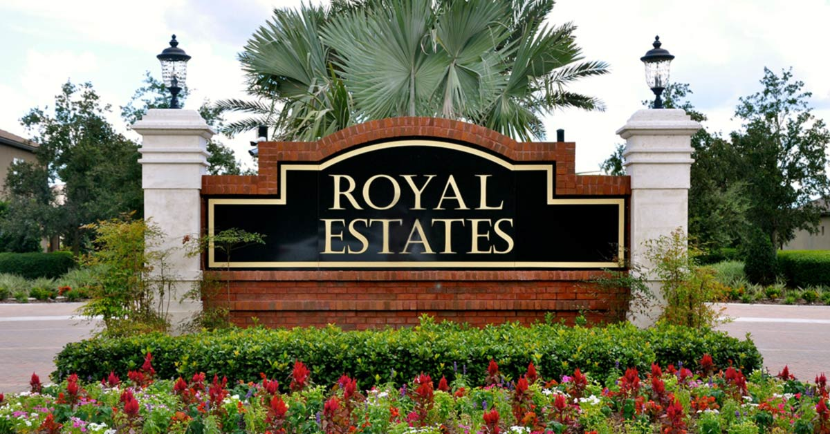 homes for sale royal estates orlando fl