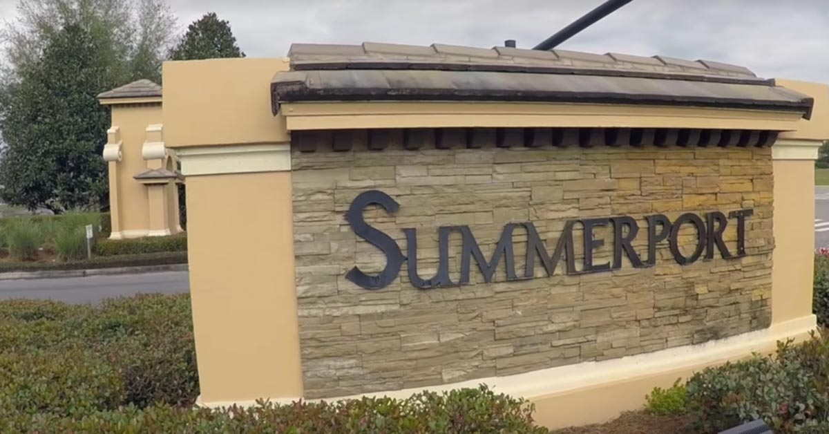 summerport-windermere-florida