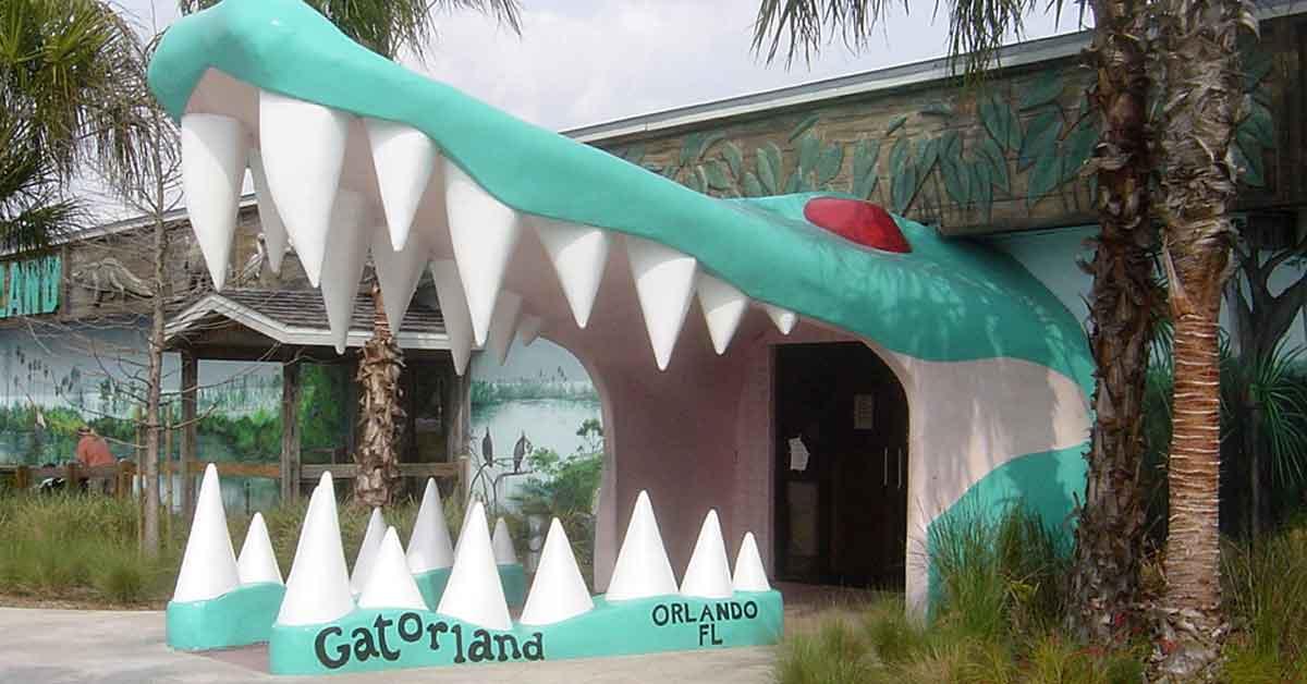 Gatorland: A Unique Nearby Family Attraction in Orlando
