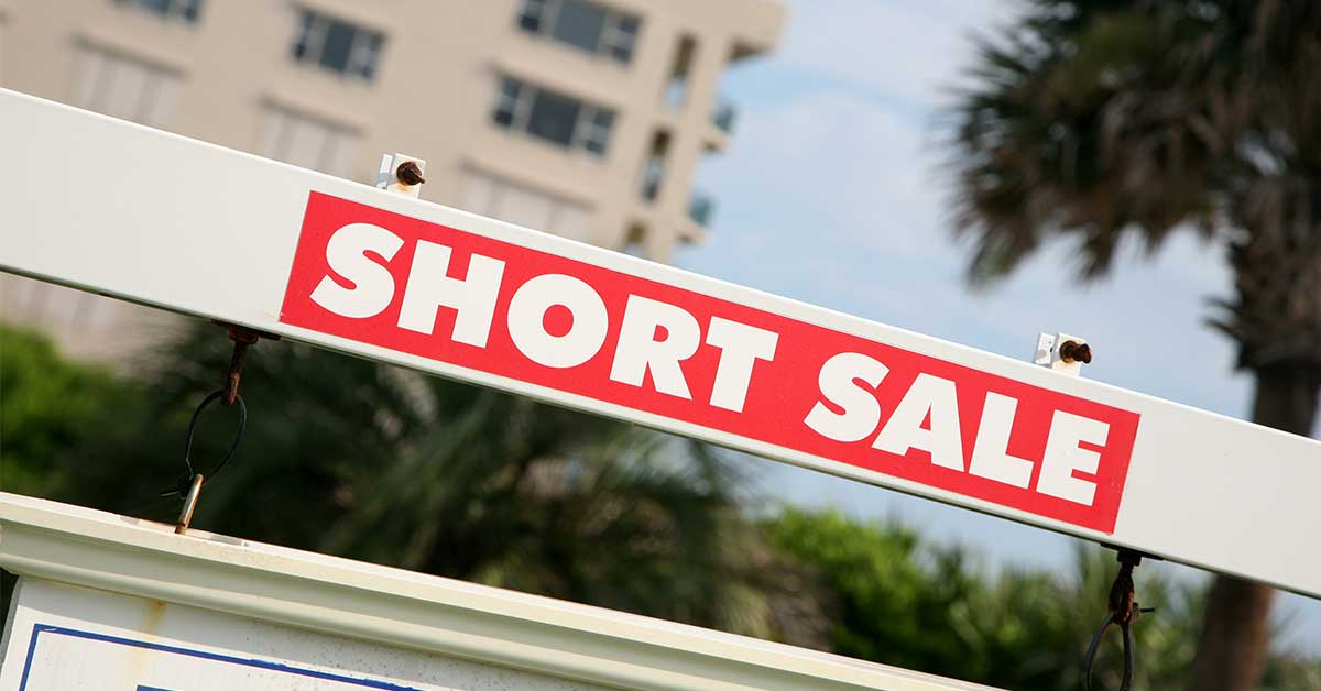 What Is a Short Sale on a Home?